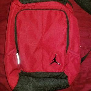 Brand new jordan backpack